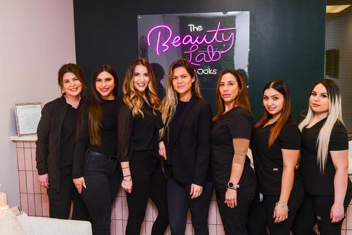 Beauty Lab River Oaks Team
